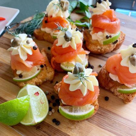 Canapés & Bite-sized Delights